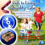 Simple, safe and Natural guidance on an audio CD to motivate you to achieve an optimum Quality in your life.