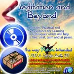 Simple, safe and easy to understand guidance on an audio CD to teach you to meditate in a way that suits you and your lifestyle.
