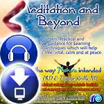 Simple, safe and Natural guided relaxation to harness the power of your subconscious to help you to meditate in a way that suits you and your lifestyle.
