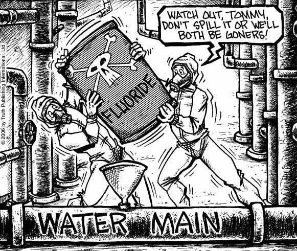 Benefits of fluoridating water